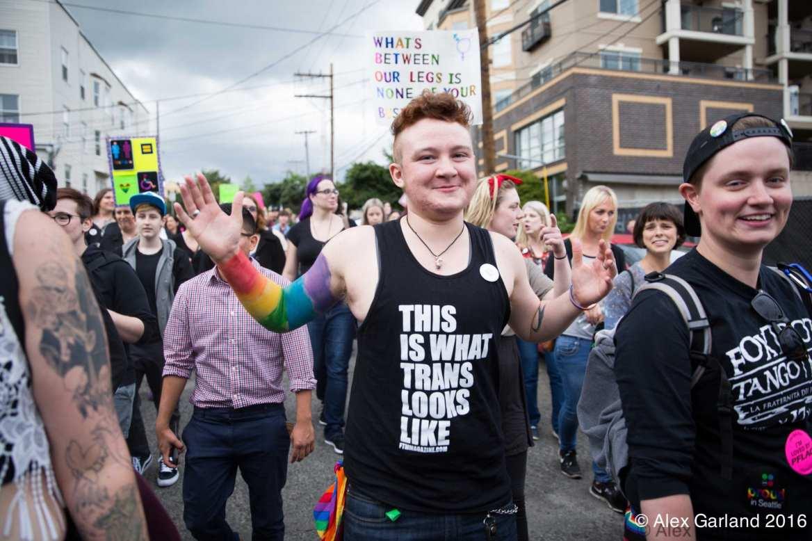 Trans Pride 2016