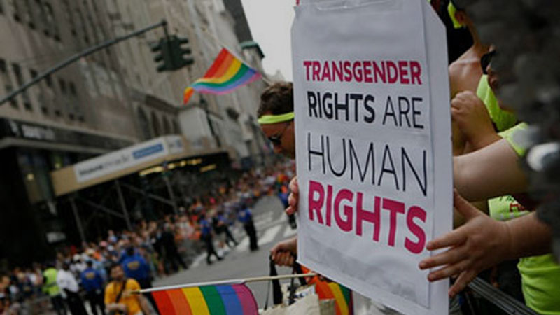 Fighting for trans equality